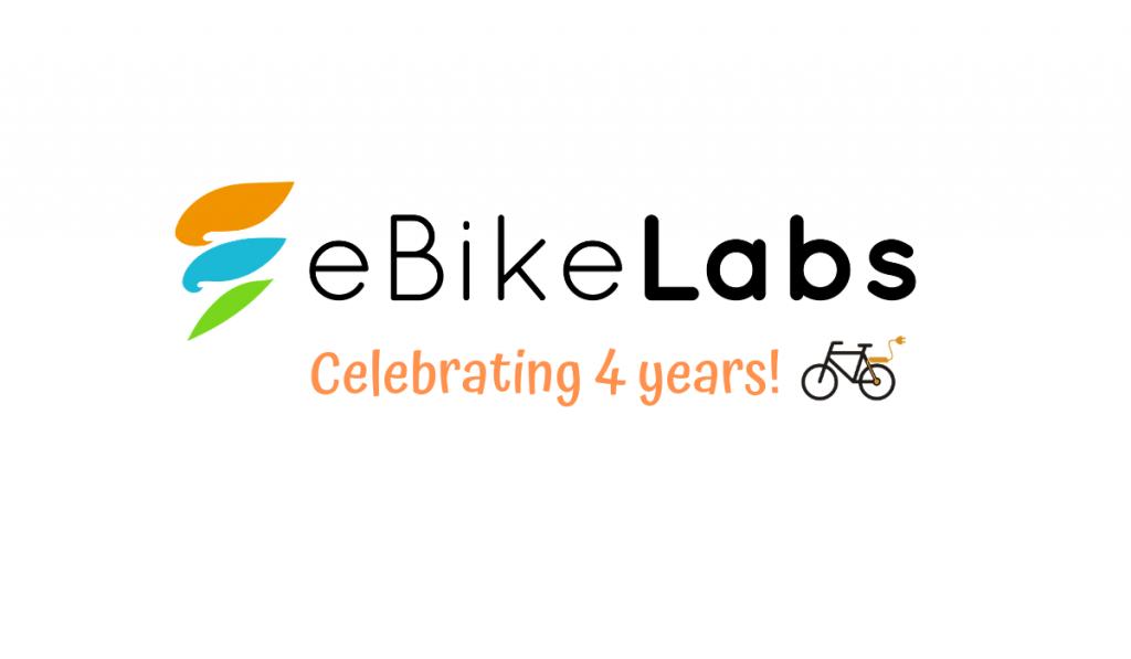 eBikeLabs celebrates 4 years