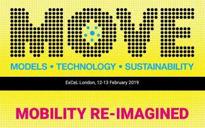 MOVE | February 12-13, 2019 | London, UK