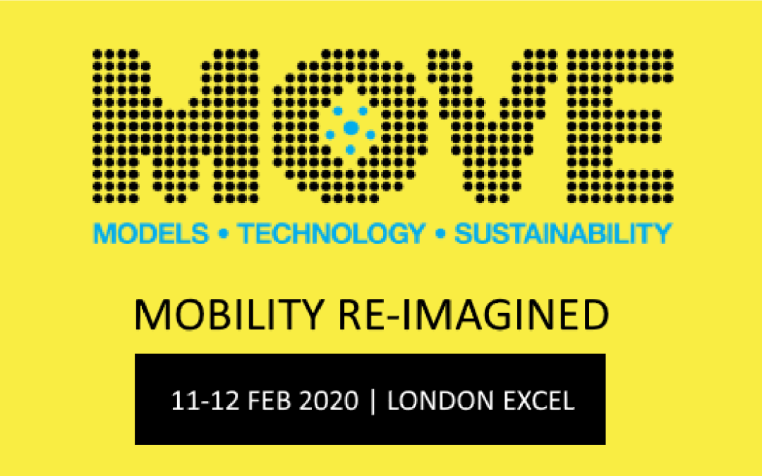 MOVE | 11 – 12 February, 2020 | London UK