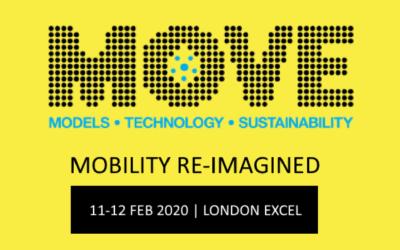 MOVE | 11 – 12 February, 2020 | London UK