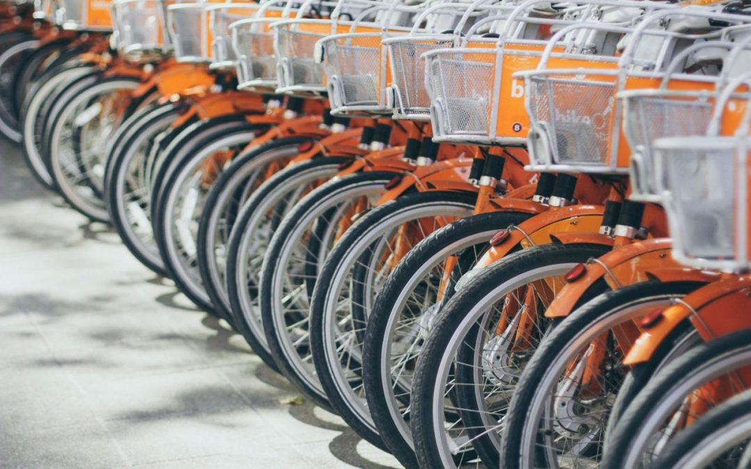 e-Bikes Sharing : How Cloud-Based Maintenance Management System (CMMS) Can Enhance e-Bike Fleet Operations