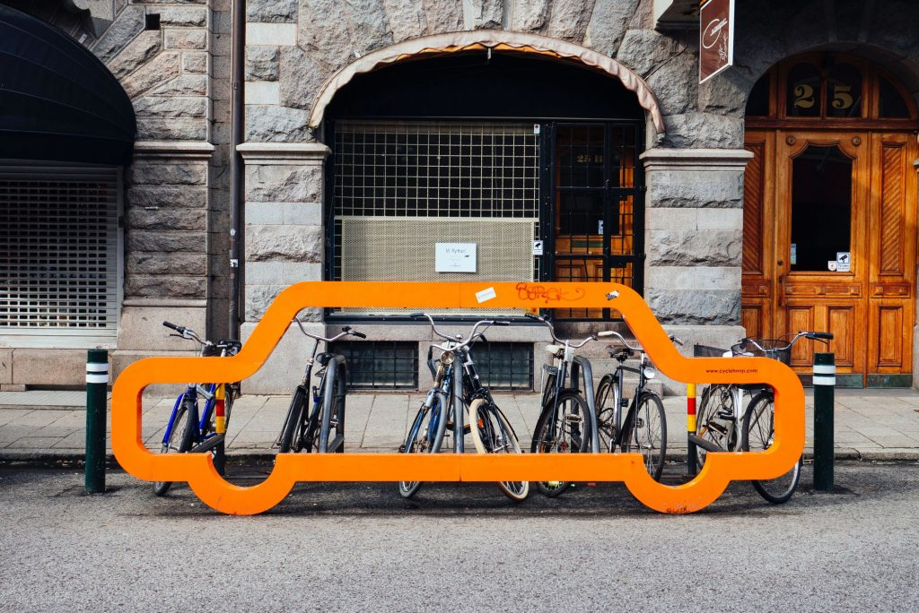 anti theft system e-bike fleet